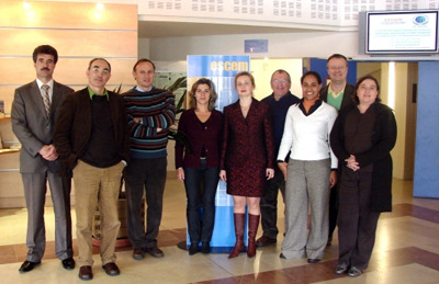 Hermes-CSR partnership at the kick off meeting